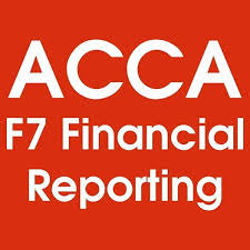 F7 ACCA – Financial Reporting IFRS (FR) (MS27)